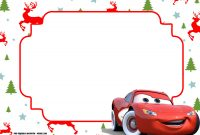 Free Printable Christmas Invitation Template All Characters in dimensions 2100 X 1500
