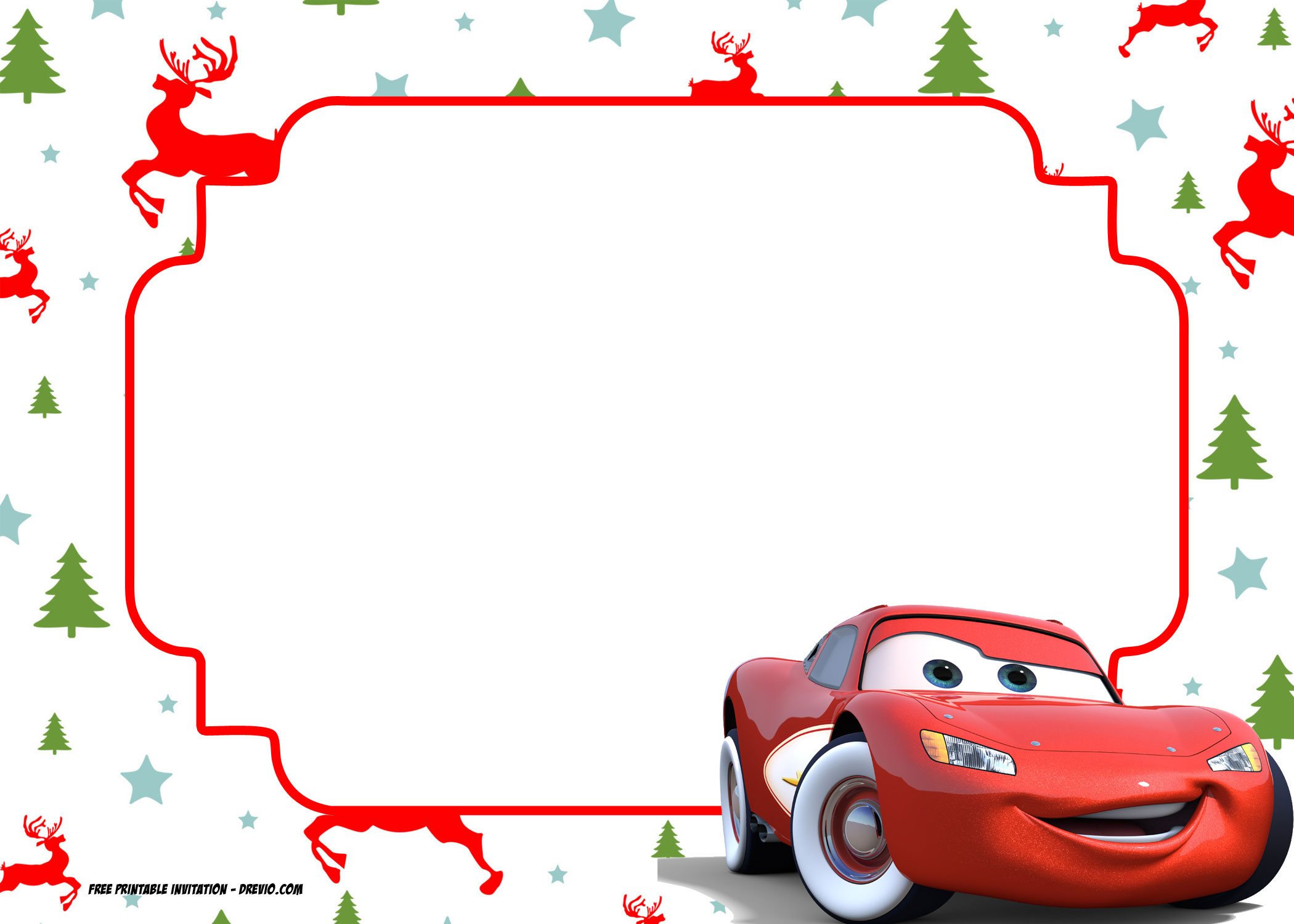photo relating to Free Printable Christmas Invitations named Disney Xmas Invitation Template Invitation Template Designs