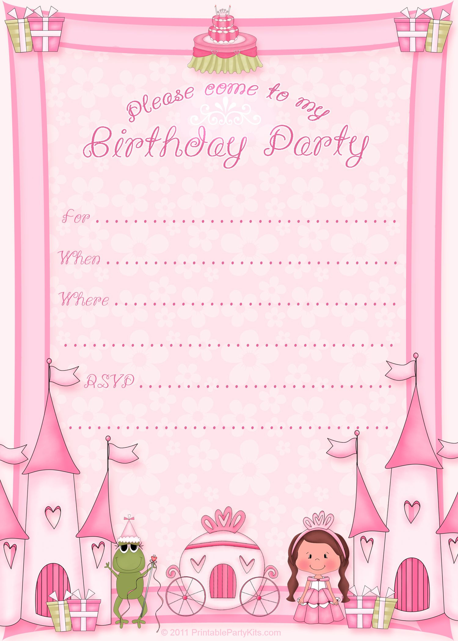 Free Printable Invitation Pinned For Kidfolio The Parenting Mobile regarding proportions 1500 X 2100