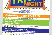 Trivia Night Flyers Designs And Photography Kristin Hudson pertaining to size 2407 X 3611