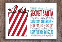 You Are Browsing Zazzles Secret Santa Invitations And Announcements in dimensions 1600 X 1200