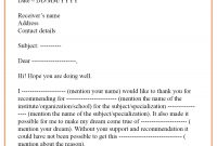 15 Free Sample Of Thank You Letter Template For with size 1300 X 1806