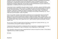 4 Recommendation Letter Sample For Student Sample Of inside size 1289 X 1664