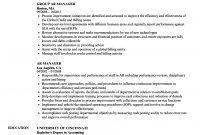 Ar Manager Resume Samples Velvet Jobs inside proportions 860 X 1240