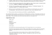 Character Reference Letter For Immigration Template intended for proportions 1275 X 1650
