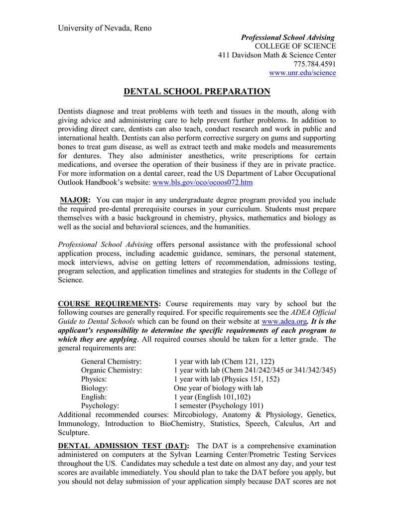 Dental School in dimensions 791 X 1024