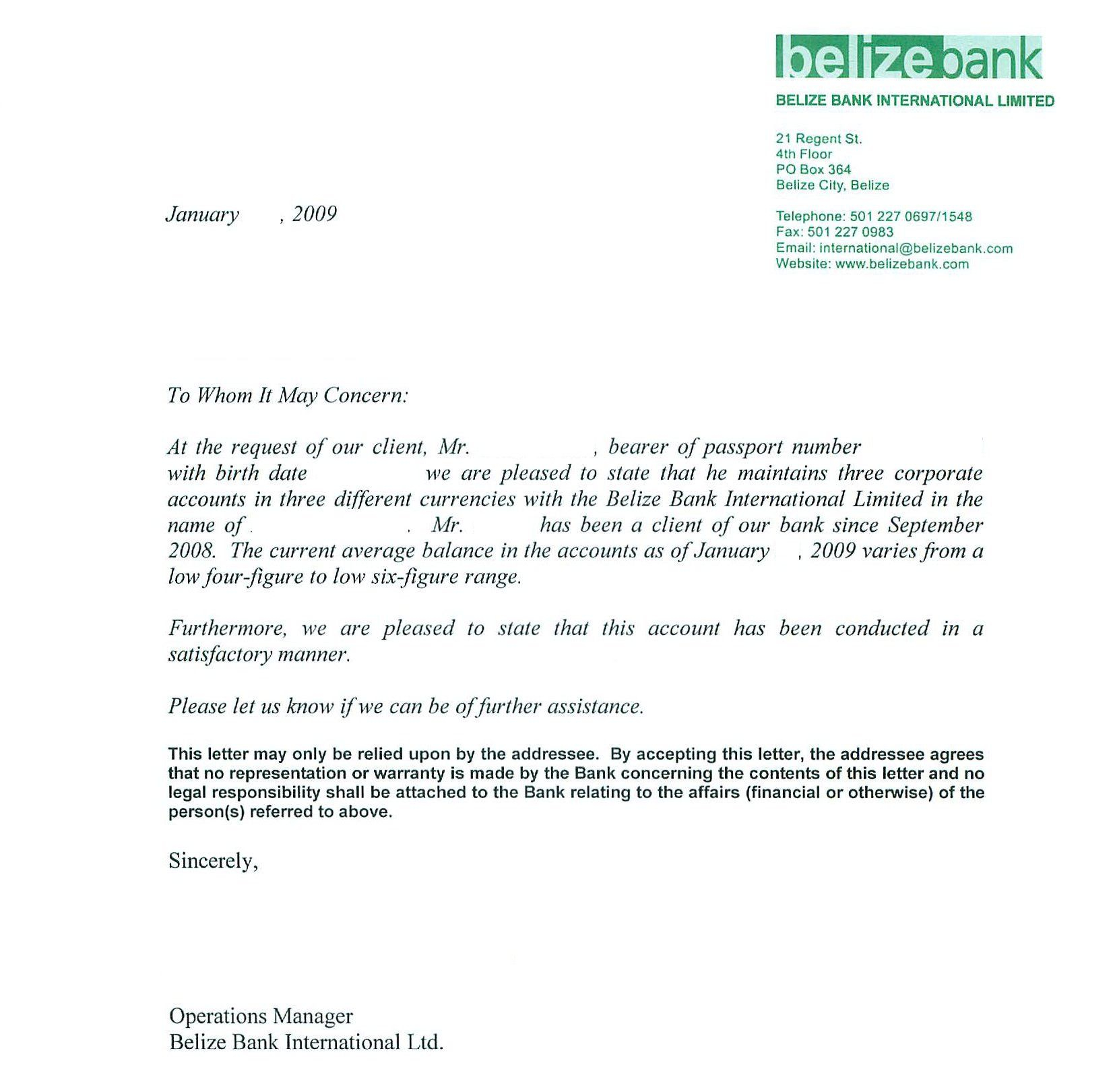 Federal Recommendation Letter Helpreference Letters Business within dimensions 1652 X 1620