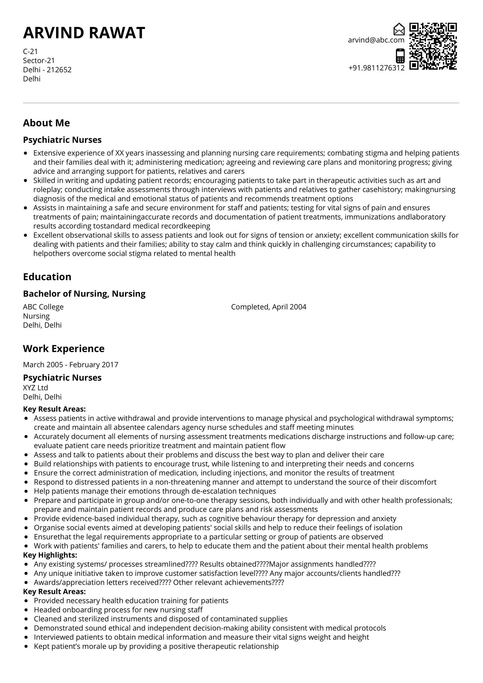 cv template for auxiliary nurse  u2022 invitation template ideas