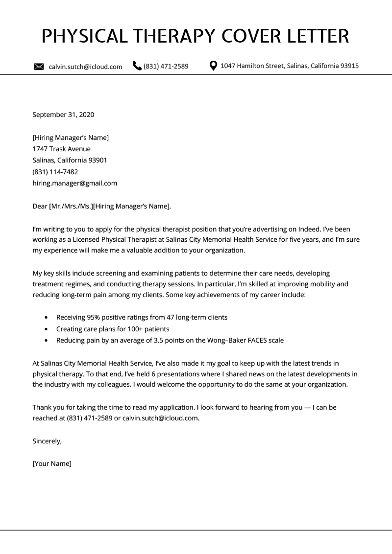 Cover Letter For Patient Care Tech • Invitation Template Ideas