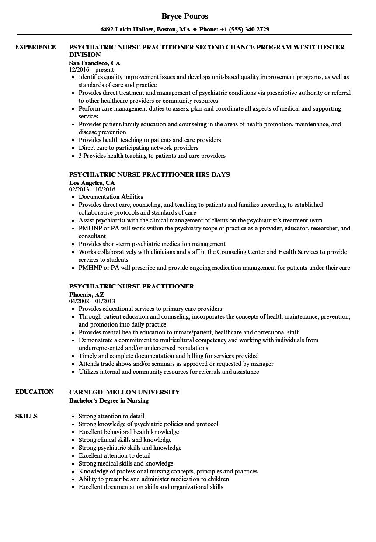 cv template for mental health nurse • invitation template