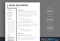 Smeme Simple Two Column Resume Template Resumgo with regard to dimensions 1024 X 768