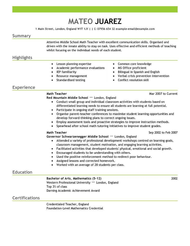 nsw teacher resume template  u2022 invitation template ideas
