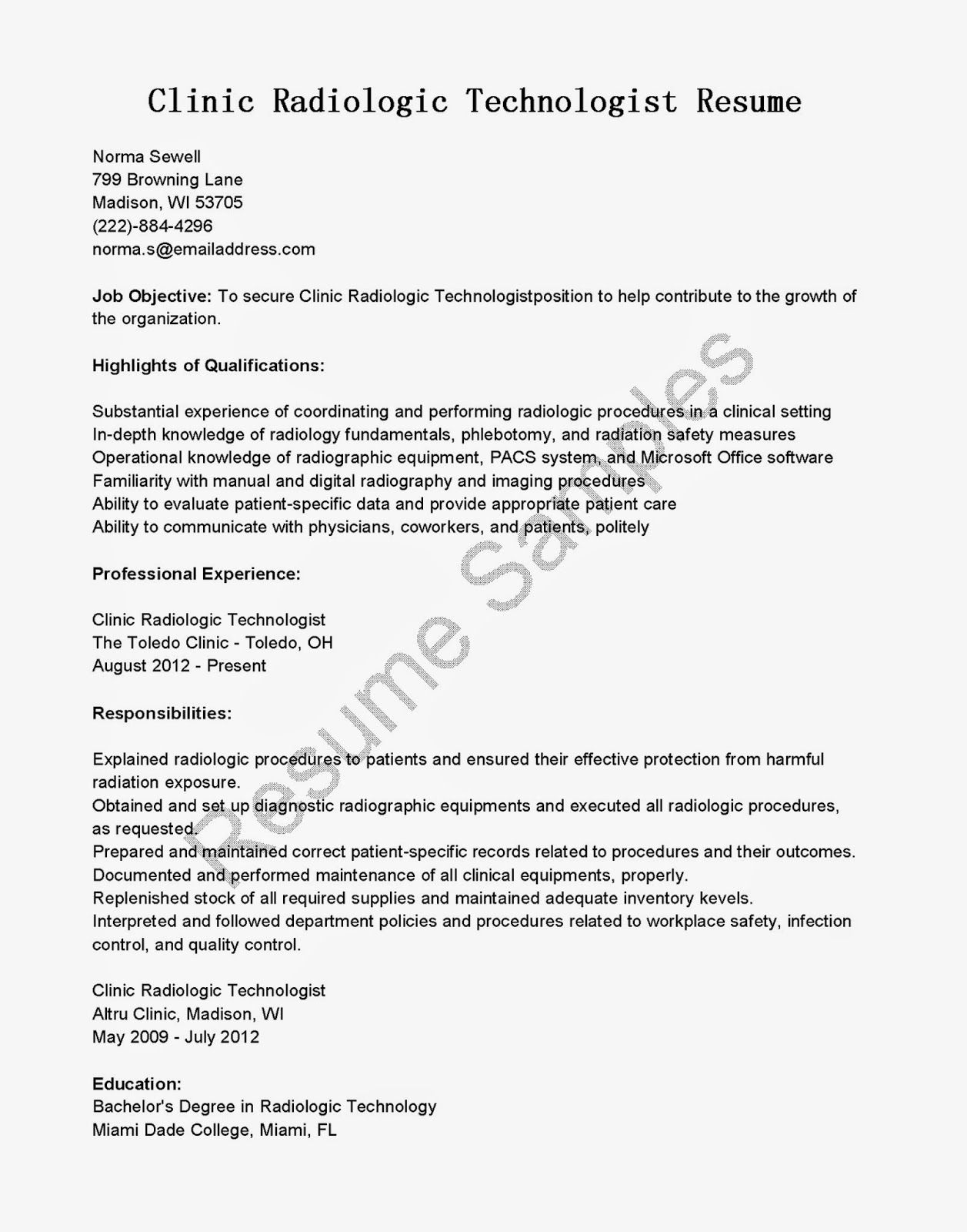 Resume writing service ct