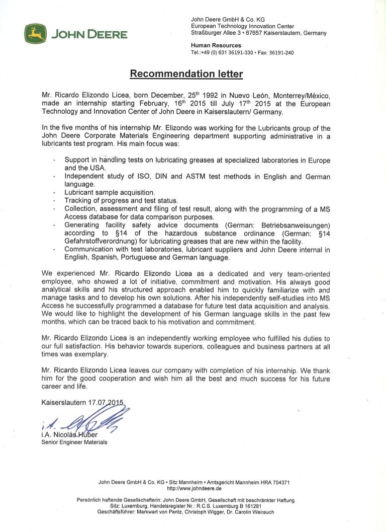 utd letter of recommendation  u2022 invitation template ideas